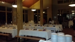 Black Mountain Lodge all set for Moonlight Dinner Series.