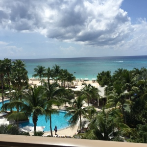 Grand Cayman Ocean View from Ritz Room